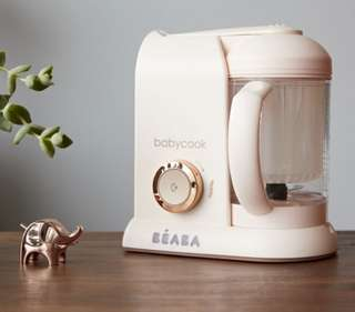 Beaba Babycook Limited Edition Rose Gold