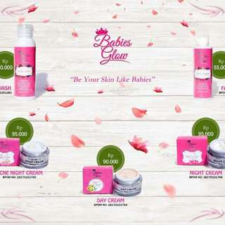 Babiesglow skincare