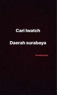 Cari Iwatch