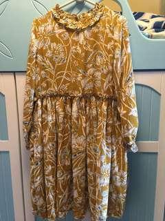 Joni one-piece dress