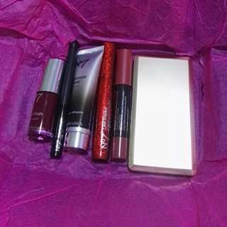 make up set No7