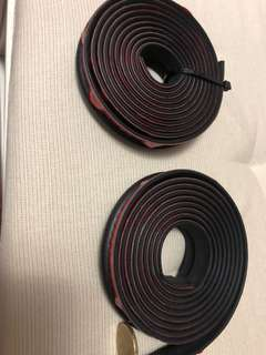 Insulation seal strip/ 200cm x 2cm