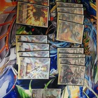 Cardfight Vanguard Deck