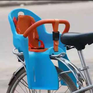 Baby Rear Seat For Bicycles Bike Basikal