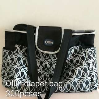 Ollin diaper baby bag