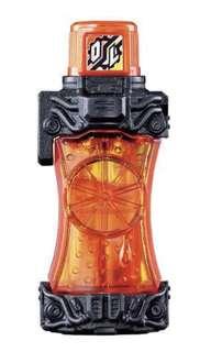 Kamen rider build orange full bottle gaim