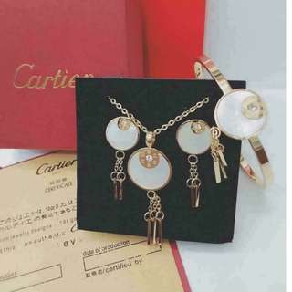 Cartier Jewelry Set #004