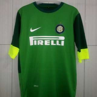 Jersey Inter Milan kiper 12-13