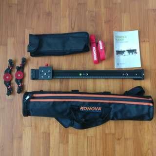 Konova 60cm camera slider