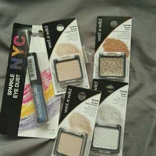 EYESHADOW assorted