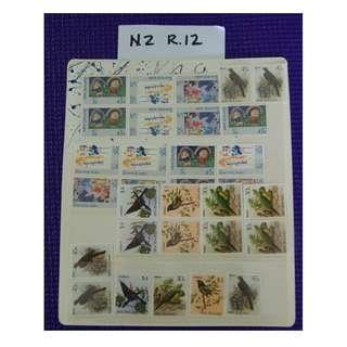 NZ  R0f 12  Value NZ$30