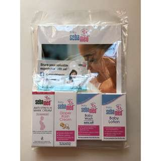 Baby SebaMed Starter Bundle