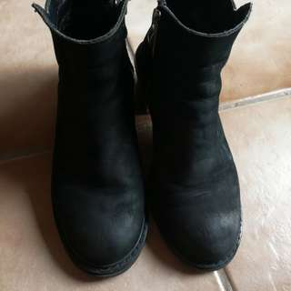 pre-loved Jeffrey Campbell boots