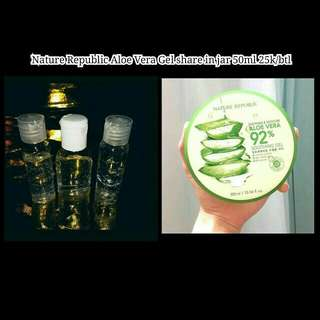 Aloevera gel nature republic