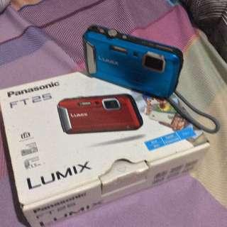 Panasonic Lumix FT-25 (Waterproof Digital Camera)