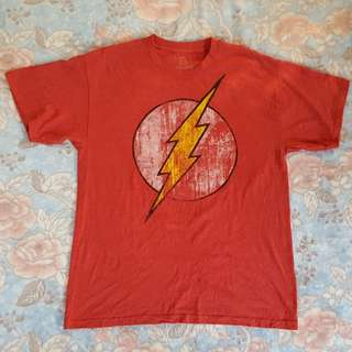 The Flash tee by DC Comics