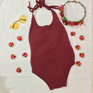 ONE PIECE SEXY BACK SWIMSUIT