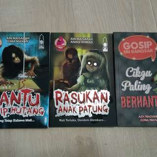 Books by Ain Maisarah