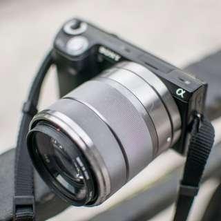 Sony Nex 5n Mirrorless Compact Camera DSLR Nex5n Nex-5n