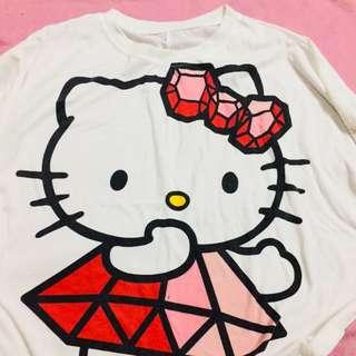 Hello kitty Loose blouse
