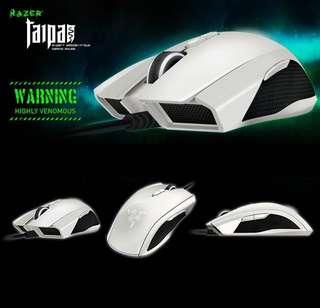Razer Taipan (White)