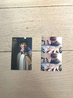 EXO Fancard ,飯卡