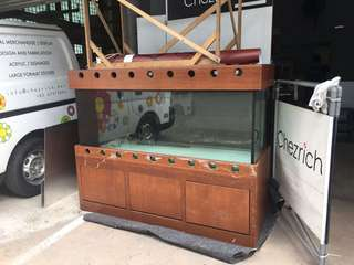 Pre Owned Fish tank