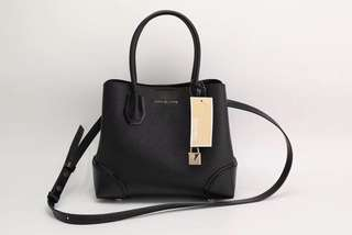 Michael Kors Mercer corner bag - black