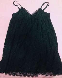 Dolce and Gabbana Lingerie dress