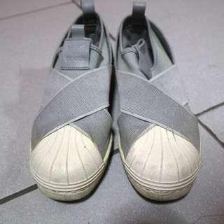 Authentic Adidas Superstar Slipon