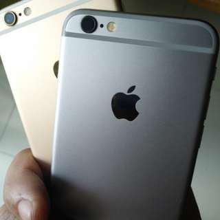 Iphone 6 1500 each 2500 for both rush