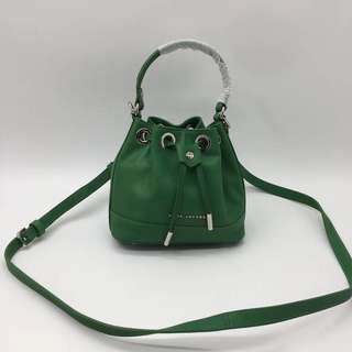 Marc Jacobs Mini bucket bag - green
