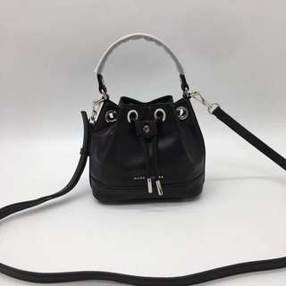 Marc Jacobs mini bucket bag - black
