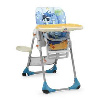 Baby High Chair - Chicco Brand (Still in box as received more than one)