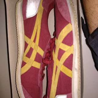 Onitsuka Tiger (california champagne red)
