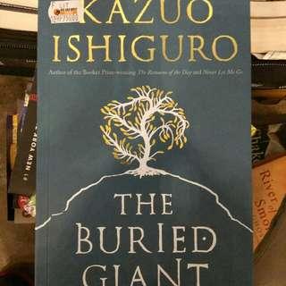 Kazuo Ishiguro - Buried Giant