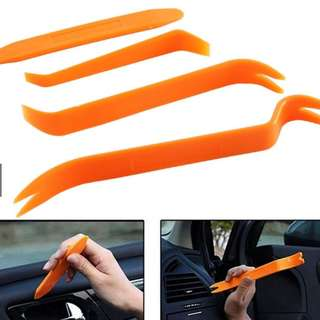4 Practical Auto Car Radio Install Panel Trim Removal Tool