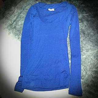 KOOKAÏ  blue knit
