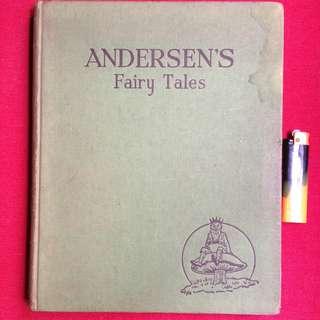 Andersen's Fairy Tales 兒童圖書故事 安徒生童話