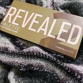 Revealed 2 eyeshadow coastal scents