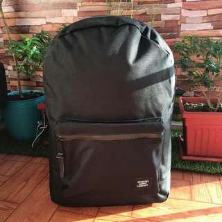 Original Herschel Settlement 23 Liters All Black