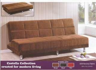 SOFA BED MODEL - 839 NOVINA