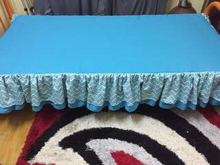 Kain Skirting day bed n single bed