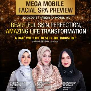 Mega Mobile Facial Spa Preview