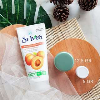 St. Ives Apricot Scrub Blemish Control Sharing