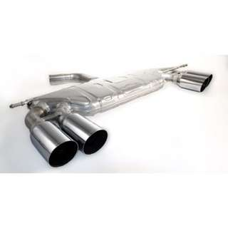 Eisenmann Catback Exhaust for Scirocco