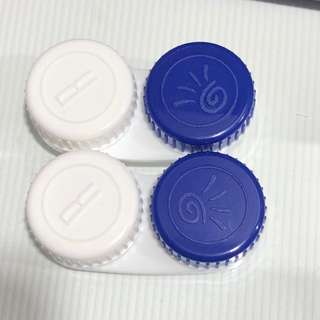 [BRAND NEW] Duo Contact Lens Case