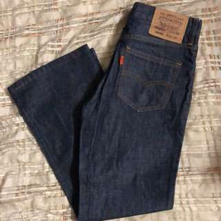 🚚 Levis578 低腰喇叭牛仔褲