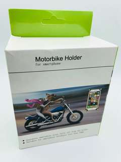 Motorbike Mobile Phone Holder for Smartphone Free Postage