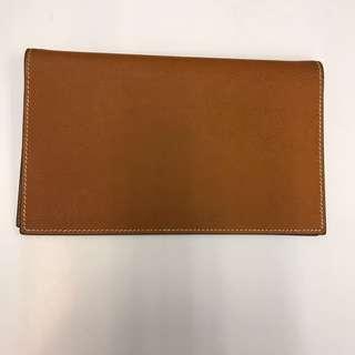 Hermes Leather Money Holder